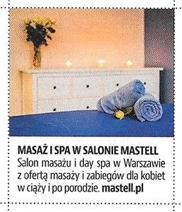 Dziecko - Masaż i spa w Mastell