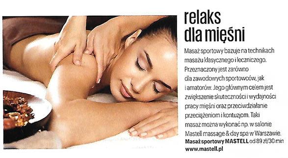 Be Active - Relaks dla mięśni